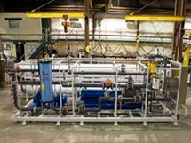 Trition Reverse Osmosis Treatment